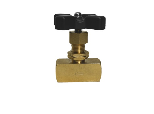 "MTM Hydro 1/4"" Chemical Metering Brass Valve"