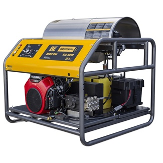 690cc 3500 PSI Hot water washer