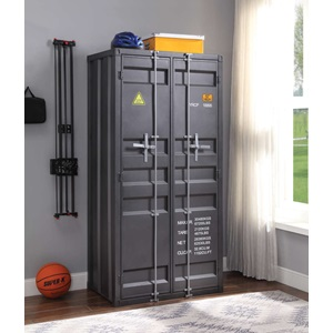 37899 Cargo Double Door Wardrobe
