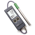 Waterproof Portable Beer pH Meter Kit (Hanna HI99151)