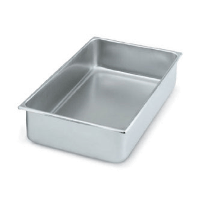 Vollrath 99740 Water Pan Full Size Straight-Sided