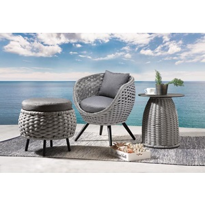 45041 Egil Patio Chair (Set of 2)