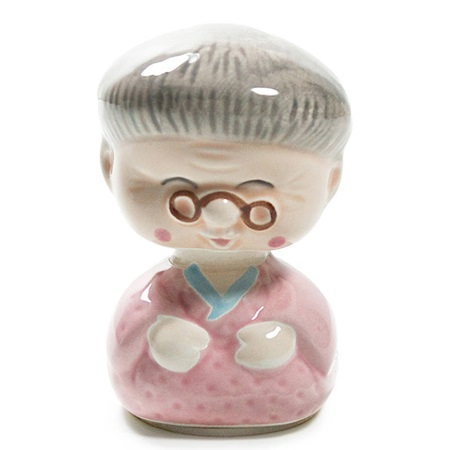 BOBBLE HEAD GRANDMA