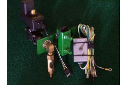 Chemical Containers Telone Electronic Valve Module with Sight Glass