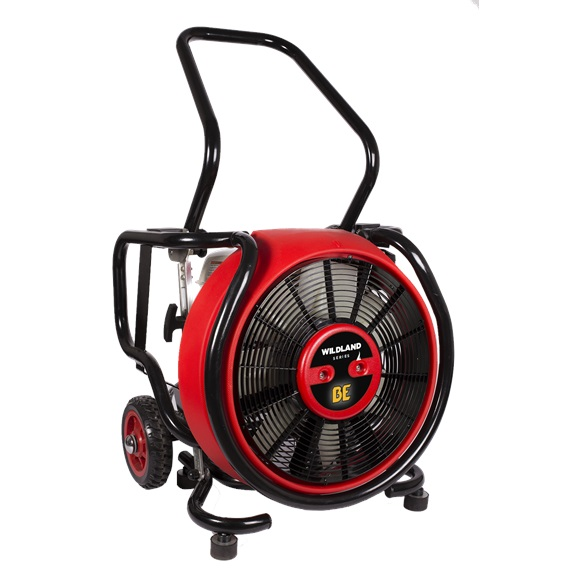 Wildland series POSITIVE PRESSURE FAN