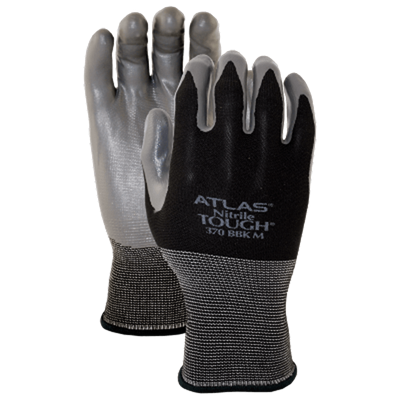 Black Hawk Men's Nitrile Gloves