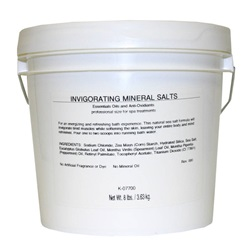 Invigorating Mineral Salts