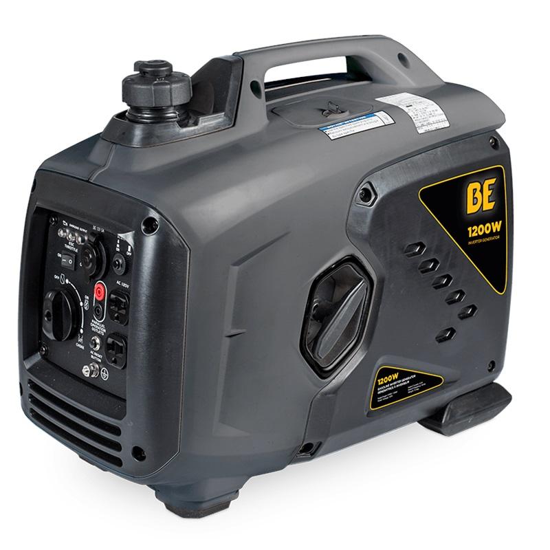 BE Power Equipment - GENERATOR,1200 INVERTER, 60CC