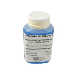 Anti-freeze Solution 8oz Bottle