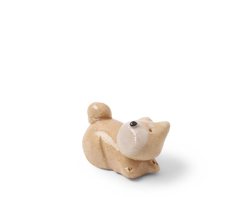 Chopstick Rest Dog Play 1.5""