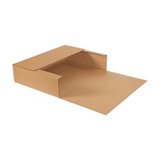 "26 X 20 X 6"" KRAFT JUMBO MAILER, ECT32C, 20/BD MULTI-DEPTH 1,2,4,6""   M26206"