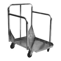 "New Age 32""h X 22""w X 27""l Sheet Pan Dolly"