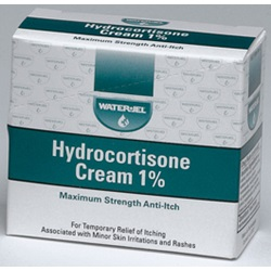 HYDROCORTISONE CREAM 25-PACK DISPENSER