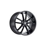 Shelby CS2 20x9 - Black