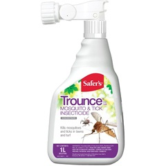 Safer's Trounce for Turf Mosquito & Tick