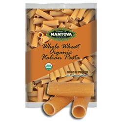 Whole Wheat Rigatoni, Organic - 1lb