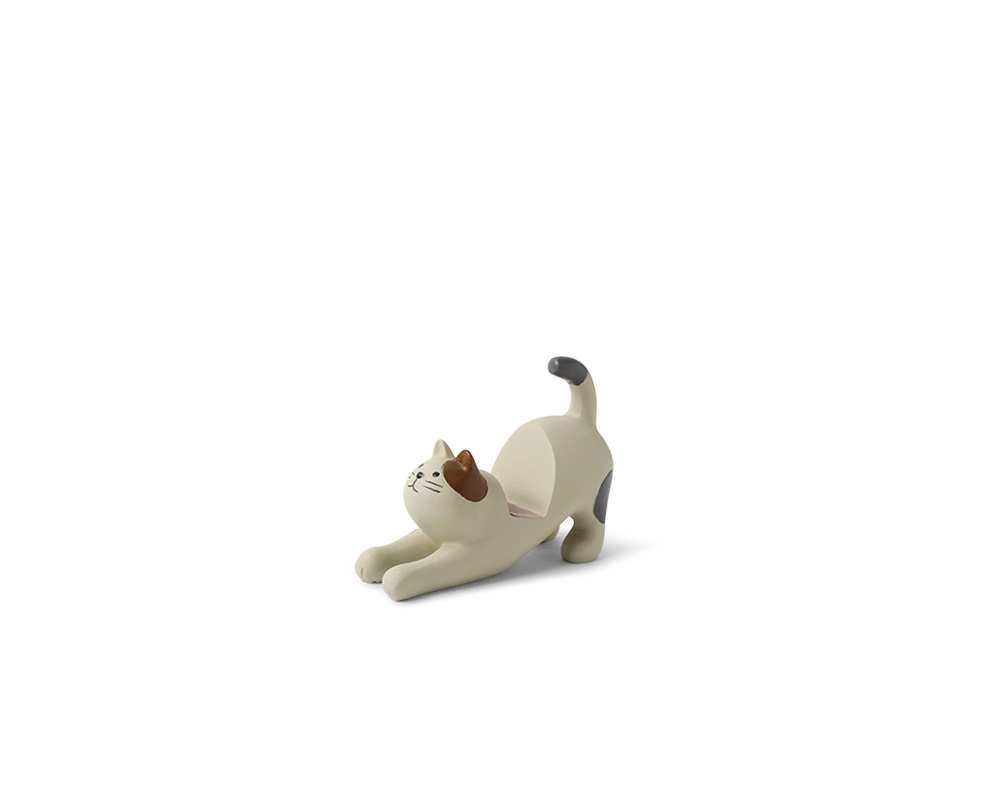 Cat Phone Stand - Calico