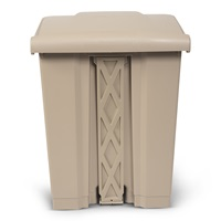 18 Gallon Step-On Trash Cans