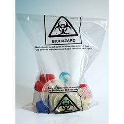 Autoclavable Biohazard Disposal Bags (Corning® Gosselin™)