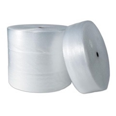 "1/2"" X 48"" X 250' LAB COEX BUBBLE WRAP, CUT TO 12"" ROLLS, PERF 12"", 4 RLS/BD    471347"