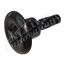 "JET INTERNAL: 2-1/2"" DIRECTIONAL, QUANTUM, SCALLOP BLACK"