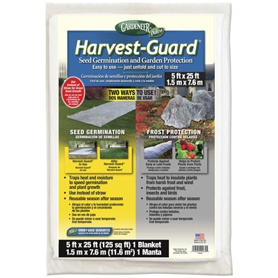 Harvest-Guard Floating Row Cover