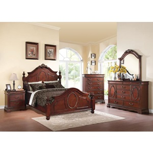 21727EK ESTRELLA EASTERN KING BED