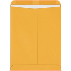 "11.5 X 14.5"" KRAFT GUMMED ENVELOPES, 250/CS  EN1012"