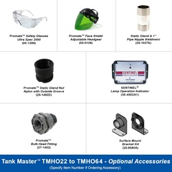 Tank Master - TMHO22 to TMHO64Optional Accessories