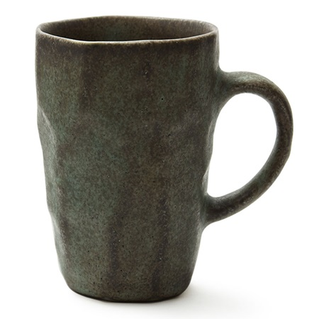 Boulder Tall Mug - Brown