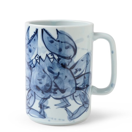Mug Blue Kani 16 oz.
