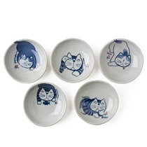 "Kabamaru 4.25"" Mini Dish Set"