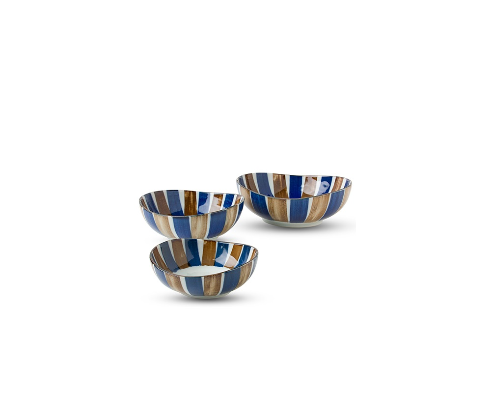 Sabi Tokusa Oval Bowl - Small