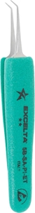 "Tweezer - **- Bent Tapered Ultra Fine - 4.75"" SS/A"