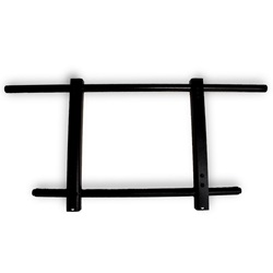 Carrier frame for fixed console Merritt Select chair systems