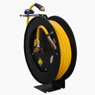 Retractable Steel Hose Reel
