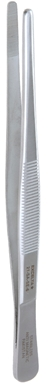 "Tweezer - *- Straight Broad Strong - 6"" SS/Anti-Ma"