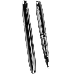 SILVER BULLET PEN – Black Ink