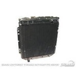 64-66 3 Row Hi-flow Radiator (6 Cyl)