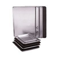 Vollrath 5314 Wear-Ever Heavy Duty Half-Size Sheet Pan