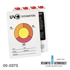 UV-C Dosimeter Card