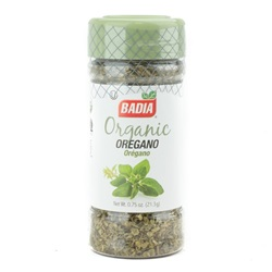Oregano, leaves (Organic) - .75oz