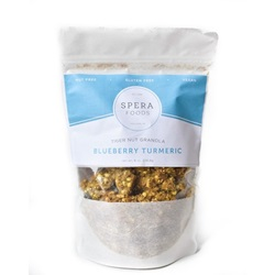 Tiger Nut Granola (Blueberry Turmeric) - 8oz
