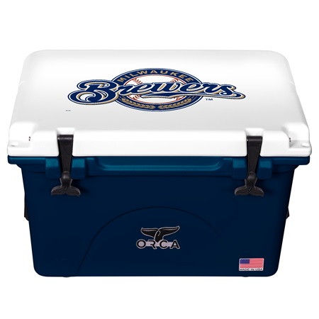 Milwaukee Brewers 40 Quart
