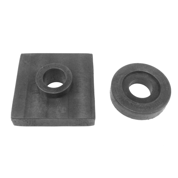 Steele Rubber Products - Body Mount Pad Fittings