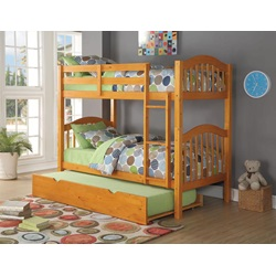 02359_KIT HEARTLAND TWIN/TWIN BUNK BED