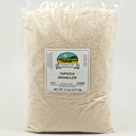 Tapioca, Granulated