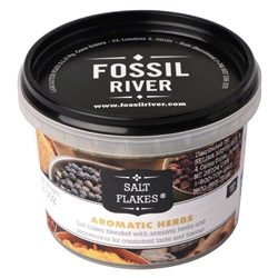 Fossil River Salt Flakes With Aromatic Herbs (2.12 oz)