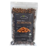 Organic Raw Almonds (1 lb)