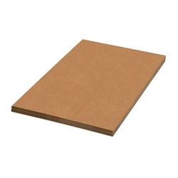 "32 X 42"" .012 CHIPBOARD SHEETS,"
